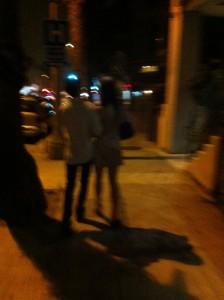 *smash* *Deepak careens into street*