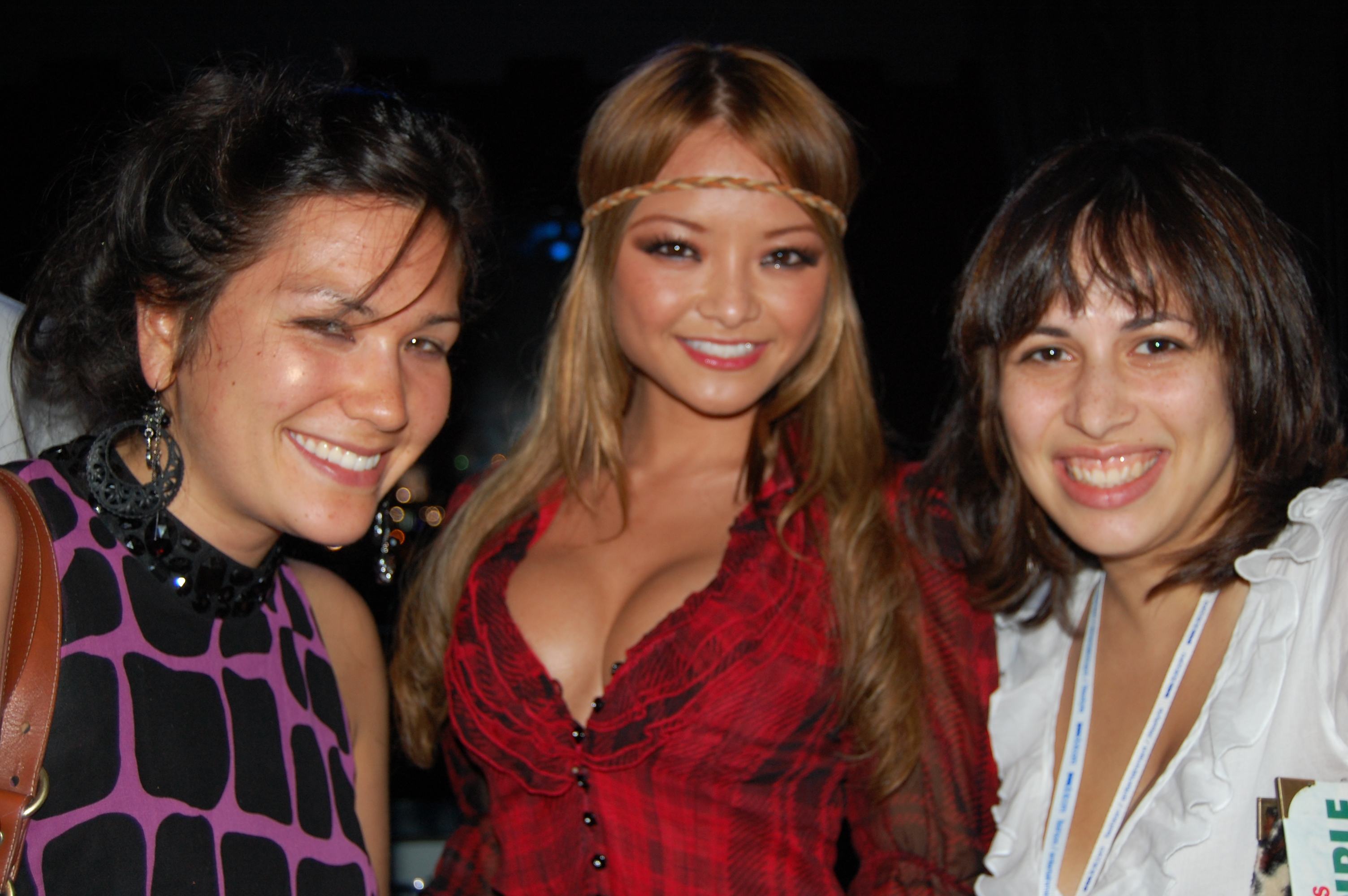 Vivid regret: Lina, Naomi and I went to a VMA after-party in 2008. Among the sea of Z-listers, in one corner, Tila Tequila was holding court. In another: Kim Kardashian (yes, she was a low-letter celeb at the time!). We wanted to get a novelty picture and chose Tila. I can't even work my mind back into the place where that seemed like the wiser move.