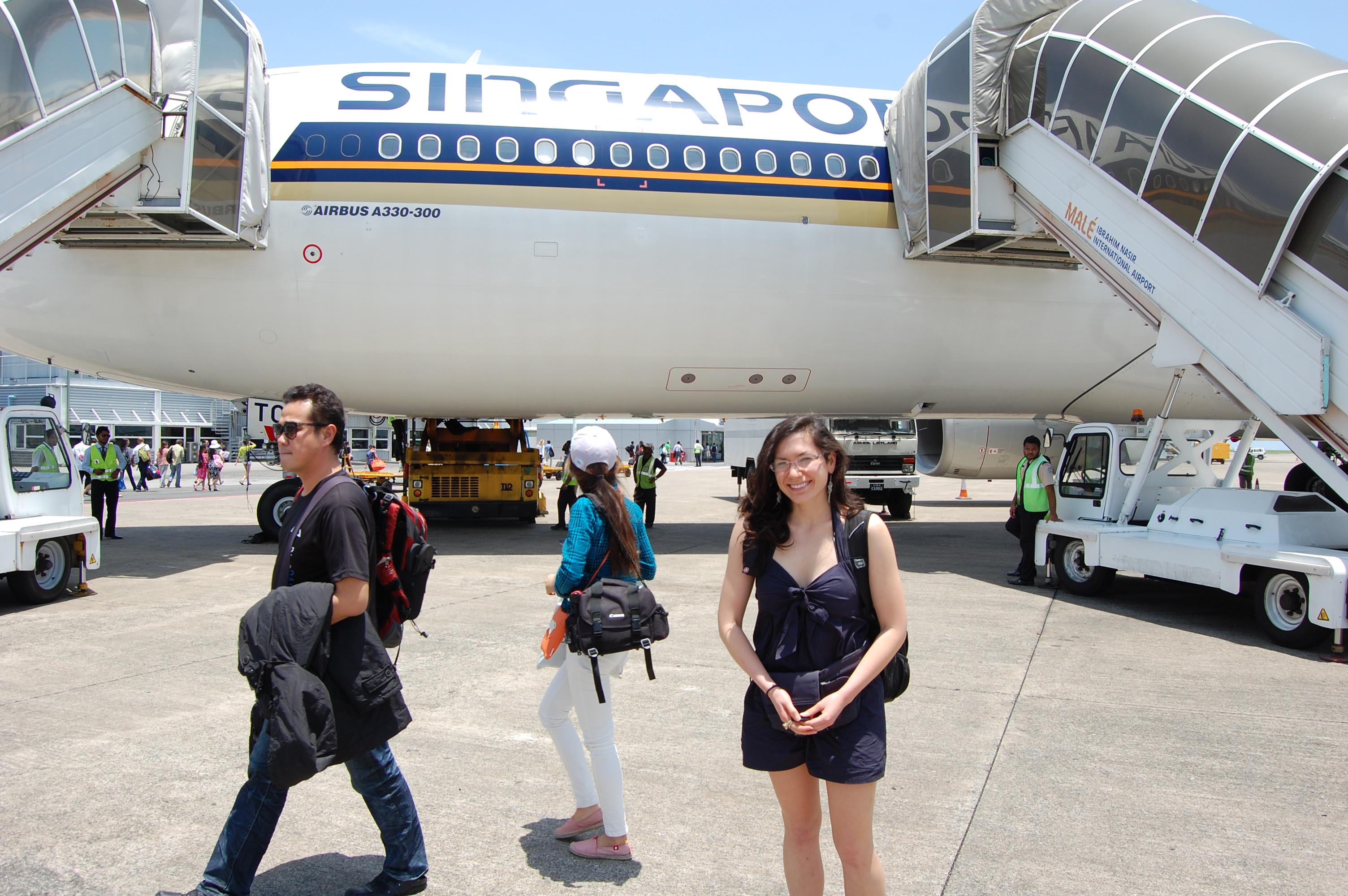 Chiang Mai, Ren & Su Singapore, Hanoi, Maldives Arrival_0603