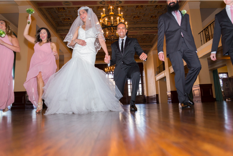 """Slow strut like she walkin' to the altar"" -Fabolous (my muse; also, the singer of my bridal party walkout song, and in my mind at least, the inspiration for the New York Times' headline for our wedding feature)"