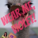 Ostrich in Time Saves Nine: I Bought an Ostrich Wedding Dress